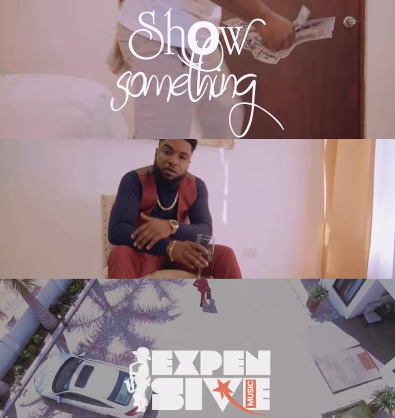 BerryVodca drops Show Something video — Watch