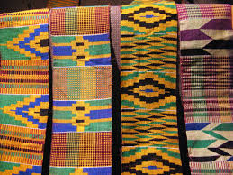 Ghana is known for many beautiful items and one is the complex woven Kente cloth, which is arguably Ghana's favorite fabric muse africa