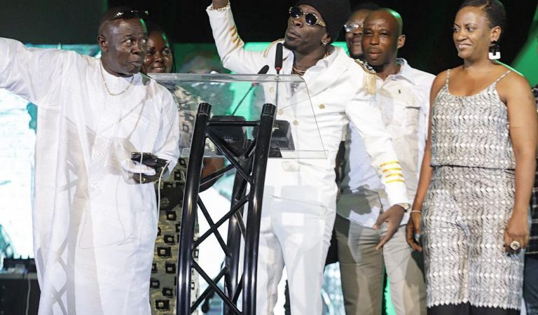 Shatta Wale dominates second edition of 3 Music Awards as Wendy Shay is crowned 'Breakthrough Act of the Year'