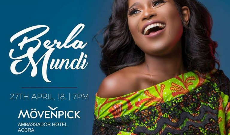 BERLA MUNDI TO BE UNVEILED AS FACE OF EVENT GUIDE MAGAZINE (APRIL EDITION) – 27TH APRIL