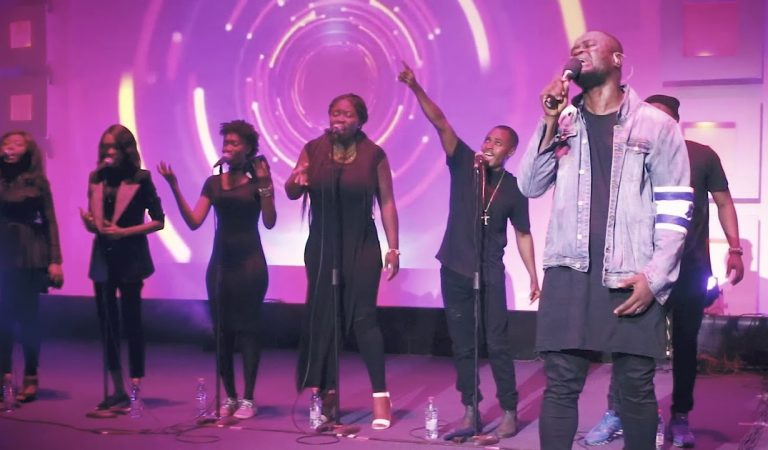 Video: Cwesi Oteng & Flo'Riva Inc – With Everything ft. Nelly Nettey