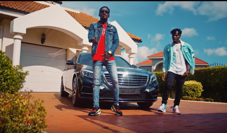 """Watch Fancy Gadam & Kuami Eugene's New Video For """"Only You"""""""