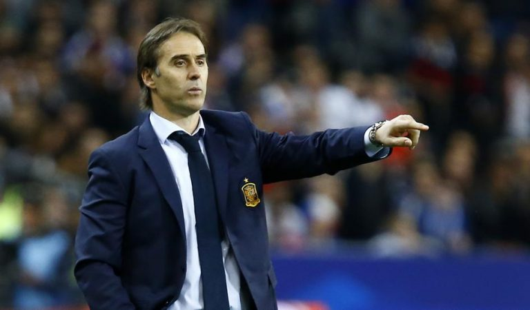Real Madrid name Spain manager Julen Lopetegui as new head coach