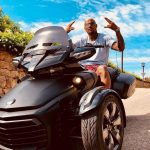 Kevin-Prince Boateng turns from football, Now The 'King' of Rap