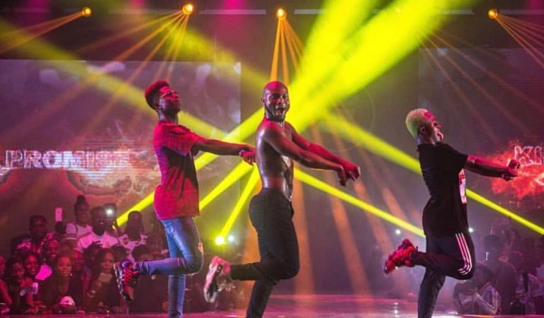 King Promise, Patapaa, NanaYaa, Fancy Gadam make our TOP 5 dance moves at #GhanaMeetsNaija18