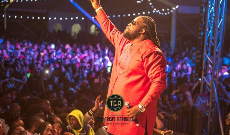 Morgan Heritage thrills Kenyan fans at New Year's eve celebrations – as part of Africa Jamaica Tour