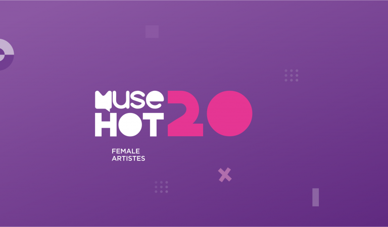 HOT 20 FEMALE ARTISTES