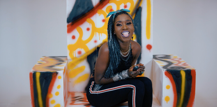 Video: NanaYaa – Woman Power (Watch Now)