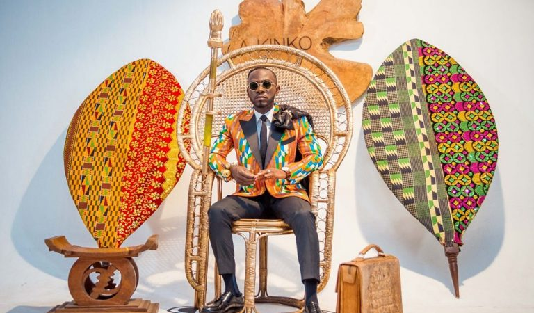 Wearing Made in Ghana is expensive – Okyeame Kwame admits