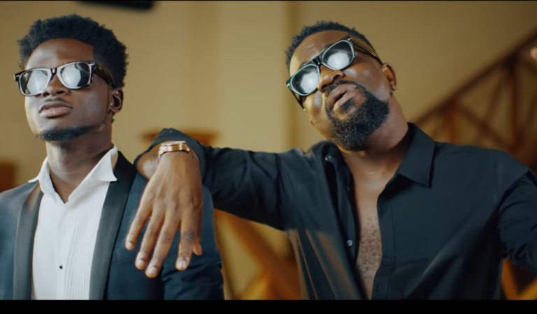 New Video: Kuami Eugene ft Sarkodie – No More