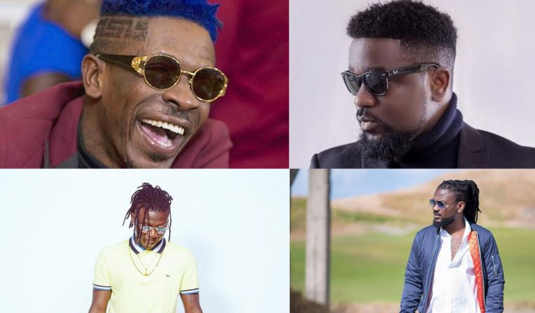 Sarkodie, Shatta Wale, Stonebwoy and Samini to perform at the VGMAs