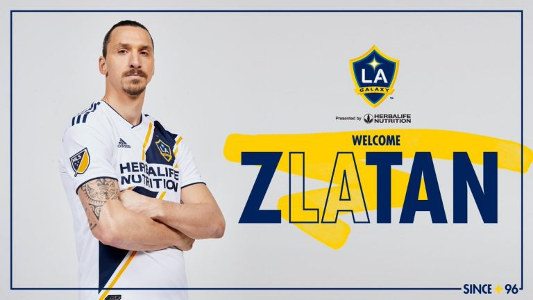 Zlatan Ibrahimovic signs with LA Galaxy – Muse Africa 790a92222