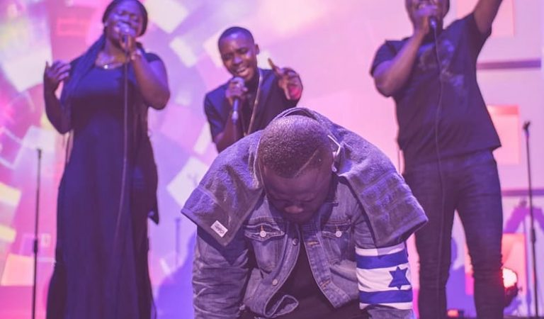 CWESI OTENG DROPS 'MY DEFENCE' AHEAD OF ALBUM