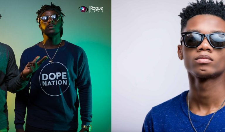 Kidi Sends A Message to New Members of Lynx Family – Dope Nation