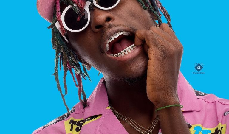 Kofi Mole Wins 'Next Rated Act Of The Year' At 3Music Awards'19
