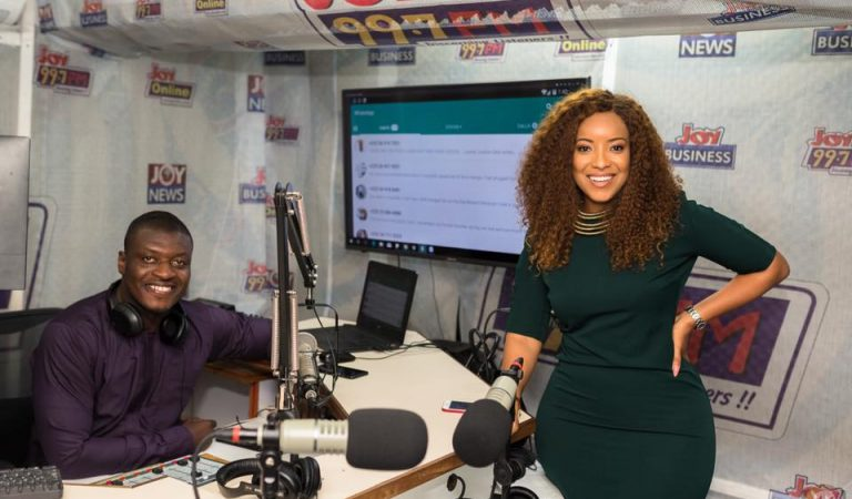 Lexis Bill & Joselyn Dumas radio name is the best – (Find out)