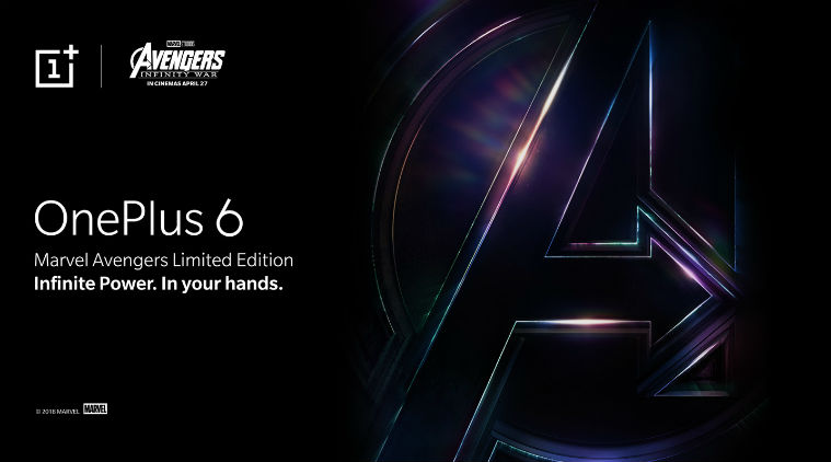 OnePlus drops introduction video for OnePlus 6 Marvel Avengers edition