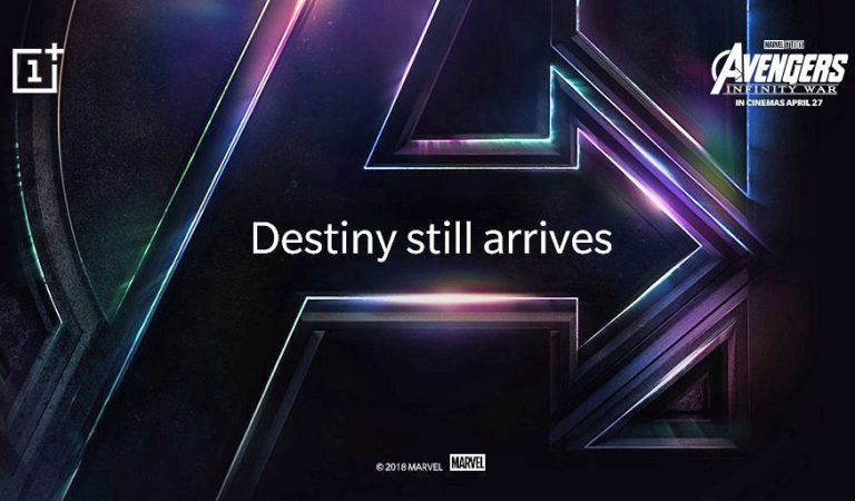 OnePlus set to release an Avengers Infinity war edition of the OnePlus 6