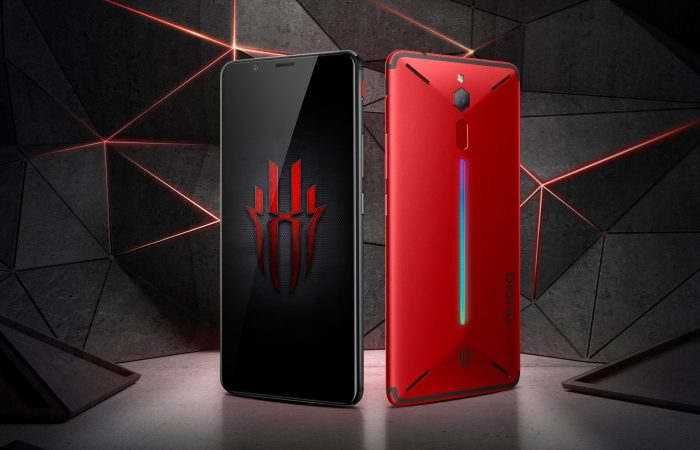 Nubia's Red Magic is everything a gaming phone should look like