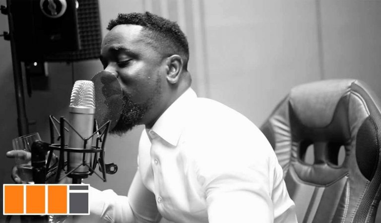 Sarkodie is currently the most streamed Ghanaian artiste on Spotify in 2018